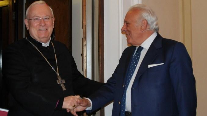 Benedizione Pasquale, il cardinal Bassetti: «Siate operatori di pace»