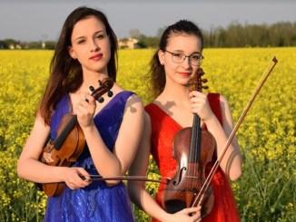 Duo sorelle Scudeller Festival delle Nazioni Stagione Primaverile
