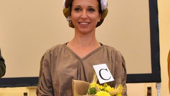 Perugia 1416, Emanuela Varasano rieletta prima dama del Rione San Pietro