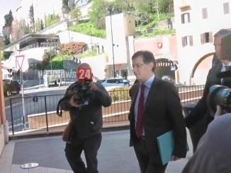 Inchiesta sanità, Emilio Duca altre cinque ore davanti ai pm