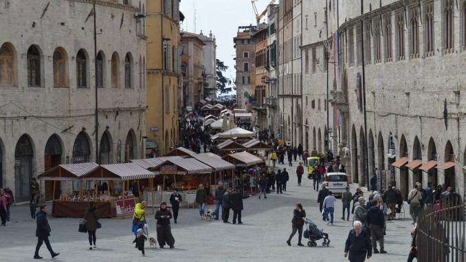 Perugia, oltre 70 espositori ne la grande Fiera di Pasqua