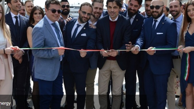 Partnership tra Srk Energy e A2A Energia, inaugurata prima sede centro Italia a Perugia