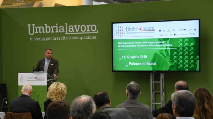 Umbrialavoro Assisi, oltre 2200 visitatori evento su lavoro, formazione, impresa