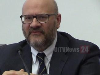 Regione, l'assessore Antonio Bartolini si è dimesso