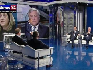 Inchiesta sanità umbra discussa anche a Porta a Porta con Stefano Candiani