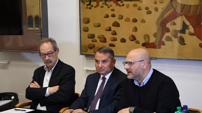 Sanità, commissario straordinario Onnis a Perugia dal 1 maggio
