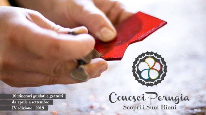 Conosci Perugia, gli Articitytour alla scoperta dell'artiginato e botteghe di un tempo