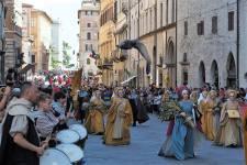 Perugia 1416, 7 giugno, conferenza stampa di presentazione edizione 2019