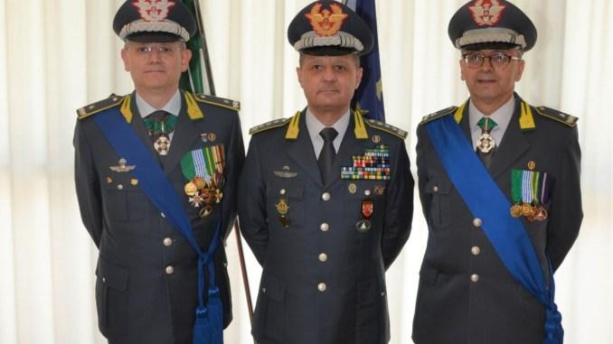 Guardia di Finanza, generale Lipari nuovo comandante regionale Umbria