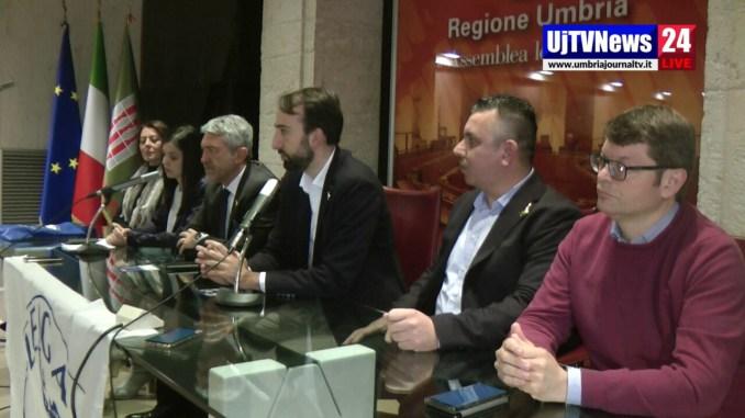 Pastorelli di Assisi e Peppucci di Todi candidati umbri Lega alle Europee 2019