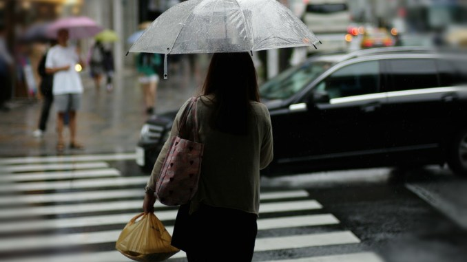 Previsioni del tempo in Umbria e in Italia, temporali nel pomeriggio