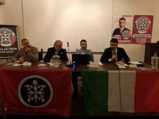 Perugia, sarà Antonio Ribecco il candidato sindaco di CasaPound