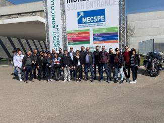 Scuola e impresa, tecnomeccanica Magrini in fiera con studenti di Spoleto
