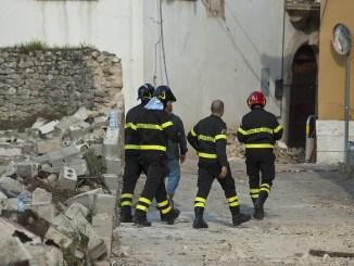 L'Aquila 3:32 dieci anni fa! Il ricordo dei vigili del fuoco di Perugia