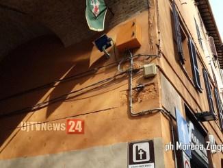 Varchi ztl Perugia, cominciato montaggio delle telecamere