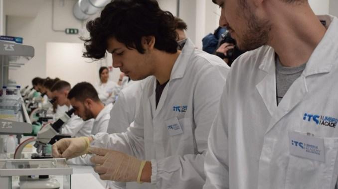 Laboratorio Biolabotech ITS Umbria Academy il futuro inaugurato a Terni