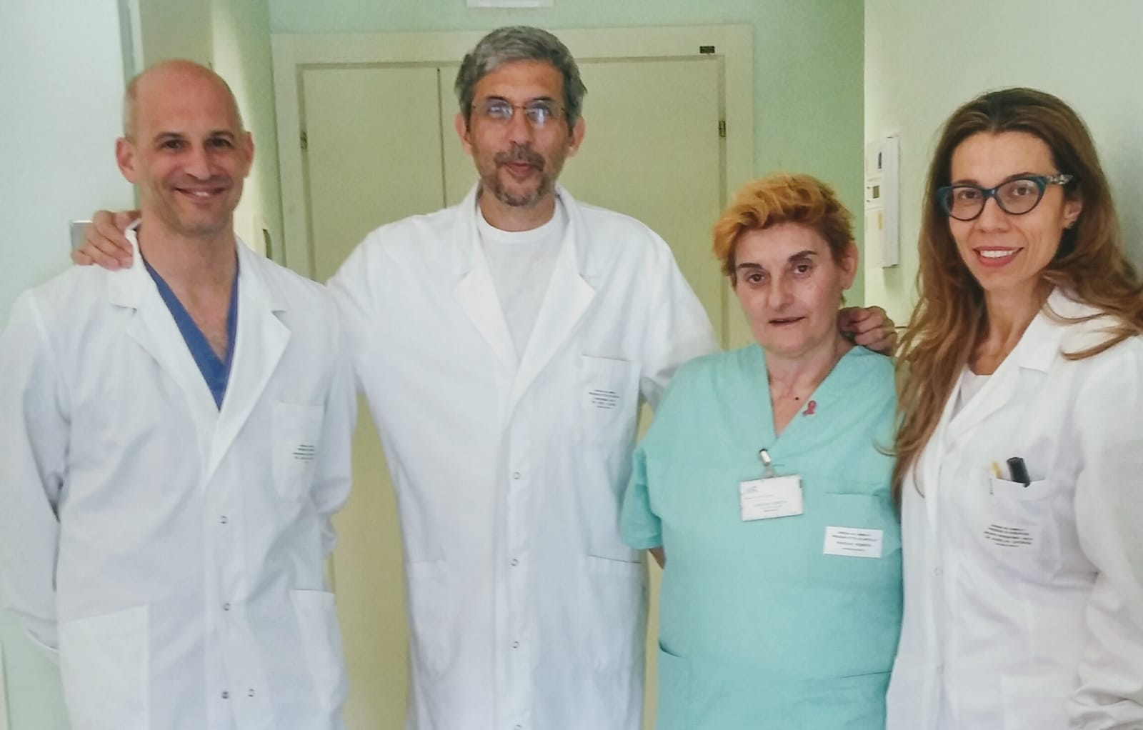 Linfonodi sentinella, ospedale di Città di Castello è arrivato Sentimag
