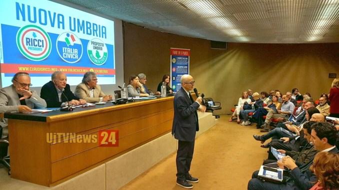 Claudio Ricci, la potente macchina elettorale, è già in moto