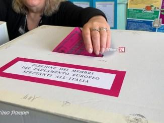 Elezioni Europee e amministrative, seggi aperti regolarmente in tutta l'Umbria