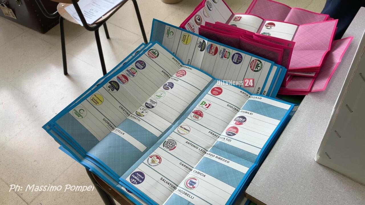 Elezioni, in Umbria alle Europee votano il 19,32% alle comunali il 21,67%