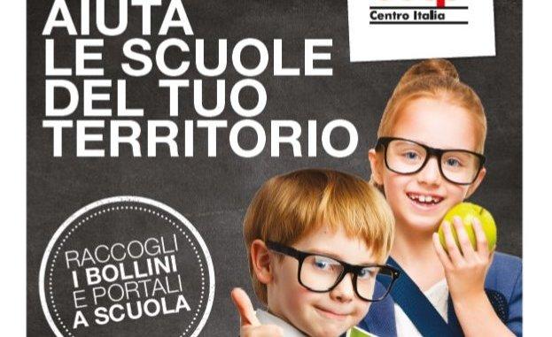 Impegno di Coop Centro Italia per le scuole del territorio