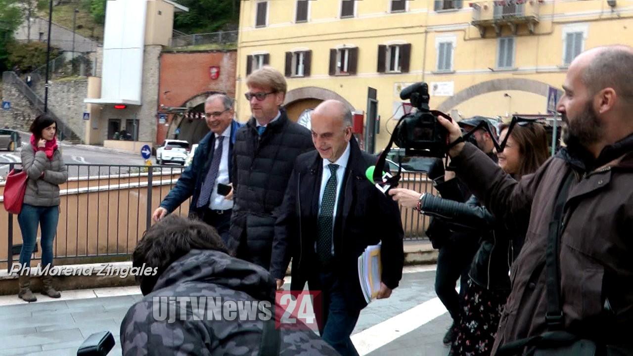 Associazione per delinquere anche per 7 indagati e domiciliari per Bocci e Barberini