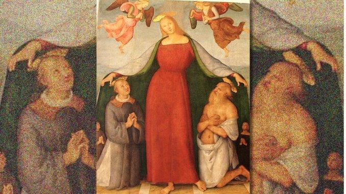 La Madonna con bambino del Perugino e il clamoroso furto di Bettona del 1987