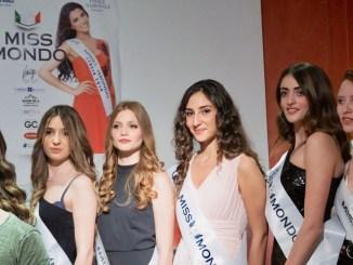 24 maggio, Miss Mondo Umbria, la finale a Perugia