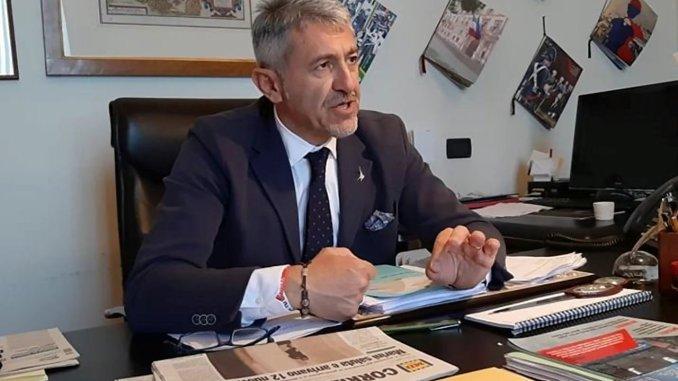Dimissioni Marini, Mancini, Lega, scrive a Porzi, sciogliere Assemblea umbra