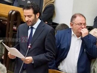 Dimissioni Marini, Leonelli: «Lo scenario oggi è diverso», lo strappo nel Pd
