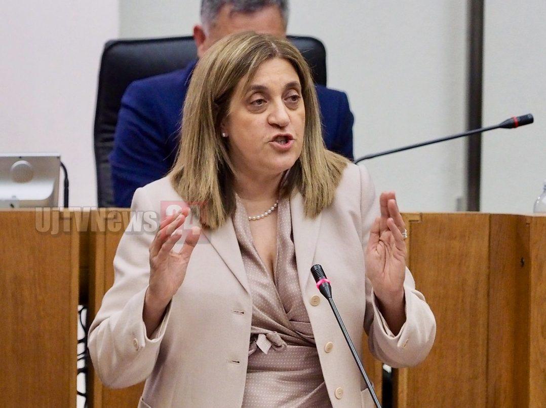 Catiuscia Marini non appena ristabilita si dimetterà da Presidente della regione