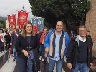 """Mancate dimissioni Marini, Zingaretti: """"Ha fatto grave errore, sono deluso"""""""
