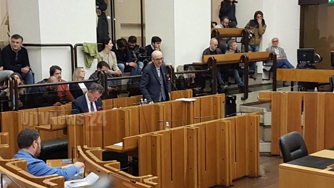 Claudio Ricci: «Ho chiesto la conferma delle dimissioni della Marini»
