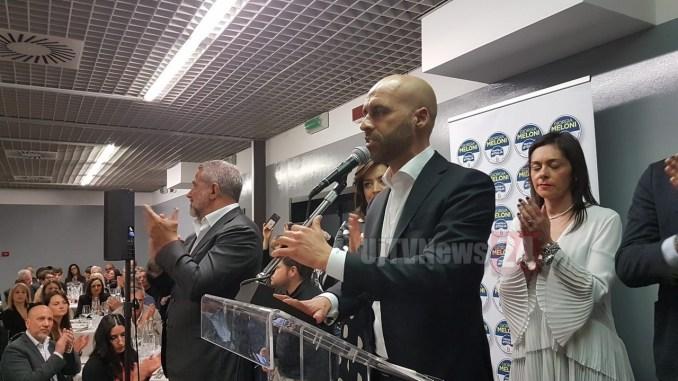 Elezioni, Squarta FdI, continuare con Andrea e non ridare Perugia al Pd