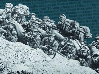 I Guerra Mondiale 27 maggio Sotto la cenere libro di Gioacchino Nicoletti