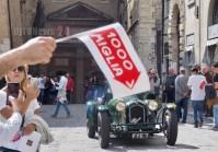 La Mille Miglia è passata da Perugia, ecco le auto storiche