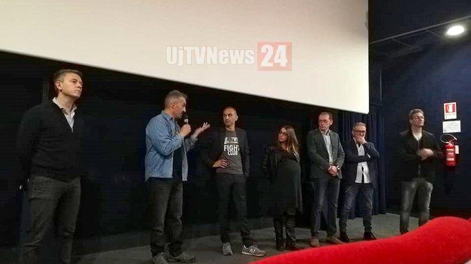 Terremoto di Norcia, film di Andrea Sbarretti, buona affluenza