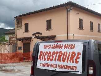 Sisma Centro Italia, ricostruzione, l'allarme degli architetti, manca una strategia