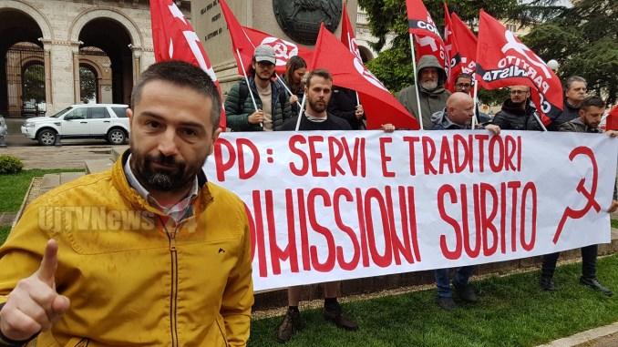 Creare un fronte di opposizione 5 ottobre, Rubicondi invita tutti in Piazza
