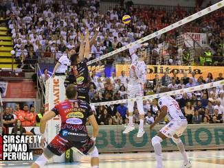 Volley, ecco gara 3! Continua la sfida Perugia-Civitanova!