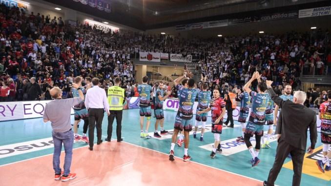 Fisioterapista Sir Safety Conad Perugia Tommaso Brunelli chiede scusa
