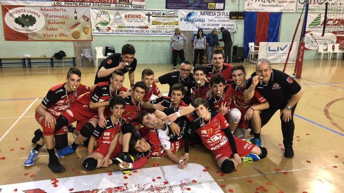 Stagione d'oro per il settore giovanile della Sir Safety Conad Perugia!
