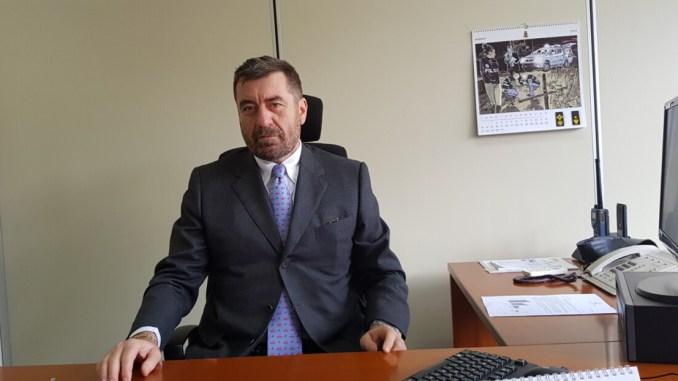 Luca Sarcoli nuovo Vice Questore Vicario della Questura di Terni