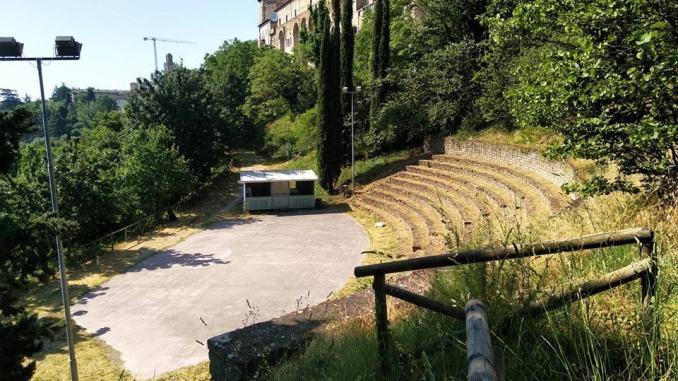 Parco Sant'Angelo e Corso Garibaldi presentate iniziative di rilancio, il programma