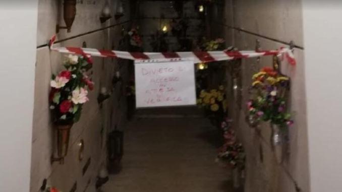 Cimitero Centrale Comunale, la Lega Gubbio presenta un'interrogazione