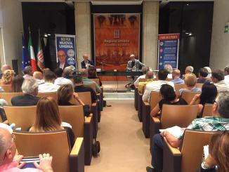 """Regione, quella di Claudio Ricci opposizione """"incisiva ma sempre propositiva"""""""