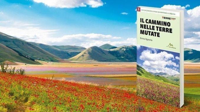 Cammino nelle Terre Mutate, 18 giugno la guida sarà presentata a Perugia