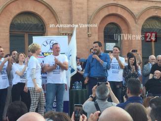 Caparvi, candidato presidente Regione sarà Lega, Salvini, pulizia anche a Marsciano