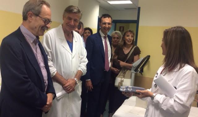 Più professionisti e nuove apparecchiature per la Cardiologia Pediatrica