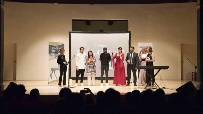 Gli undici vincitori del Premio Minerva Etrusca 2019